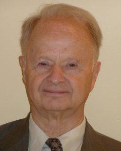 Don Codling, pastor emeritus